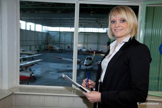 Operative Ausbildung Sachbearbeiter In Luftaufsicht
