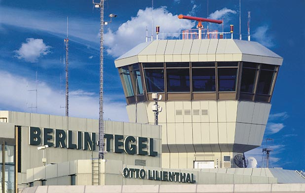 Air Berlin Tegel
