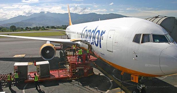 Condor Lufthansa