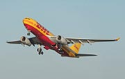DHL First Officer