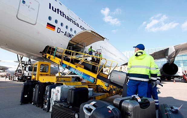 Flughafen Frankfurt Passagiere – Trotz LH-Streik mehr ...