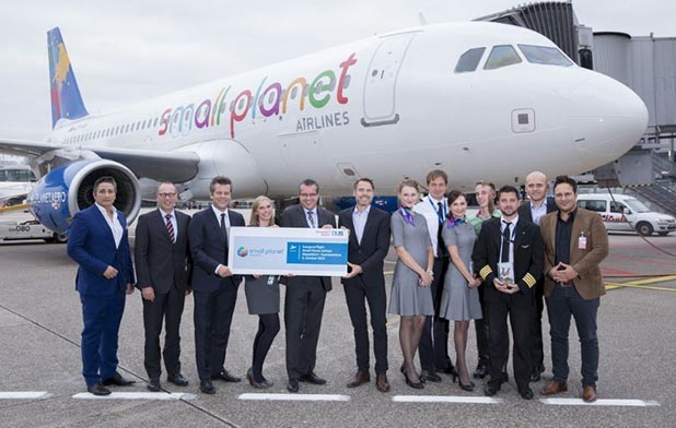 8ece8cb952 Small Planet Deutschland – Small Planet Airlines startet seit heute ...